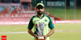 Babar Azam, new sultan of the world stage | Cricket News - Times of India