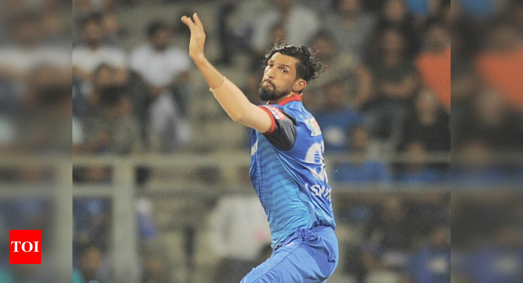 IPL 2021: Ishant Sharma suffering from heel niggle, says Ricky Ponting | Cricket News - Times of India
